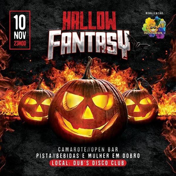 Hallow Fantasy | Edição Halloween - 10/11/18 - Palmital - SP