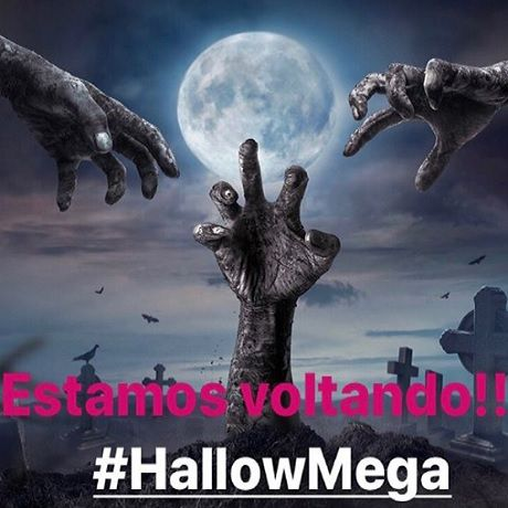 HallowMega Open Bar - MegaC - 02/11/19 - Santos - SP