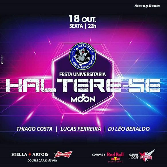 Haltere-se - Moon Up - 18/10/19 - Avaré - SP