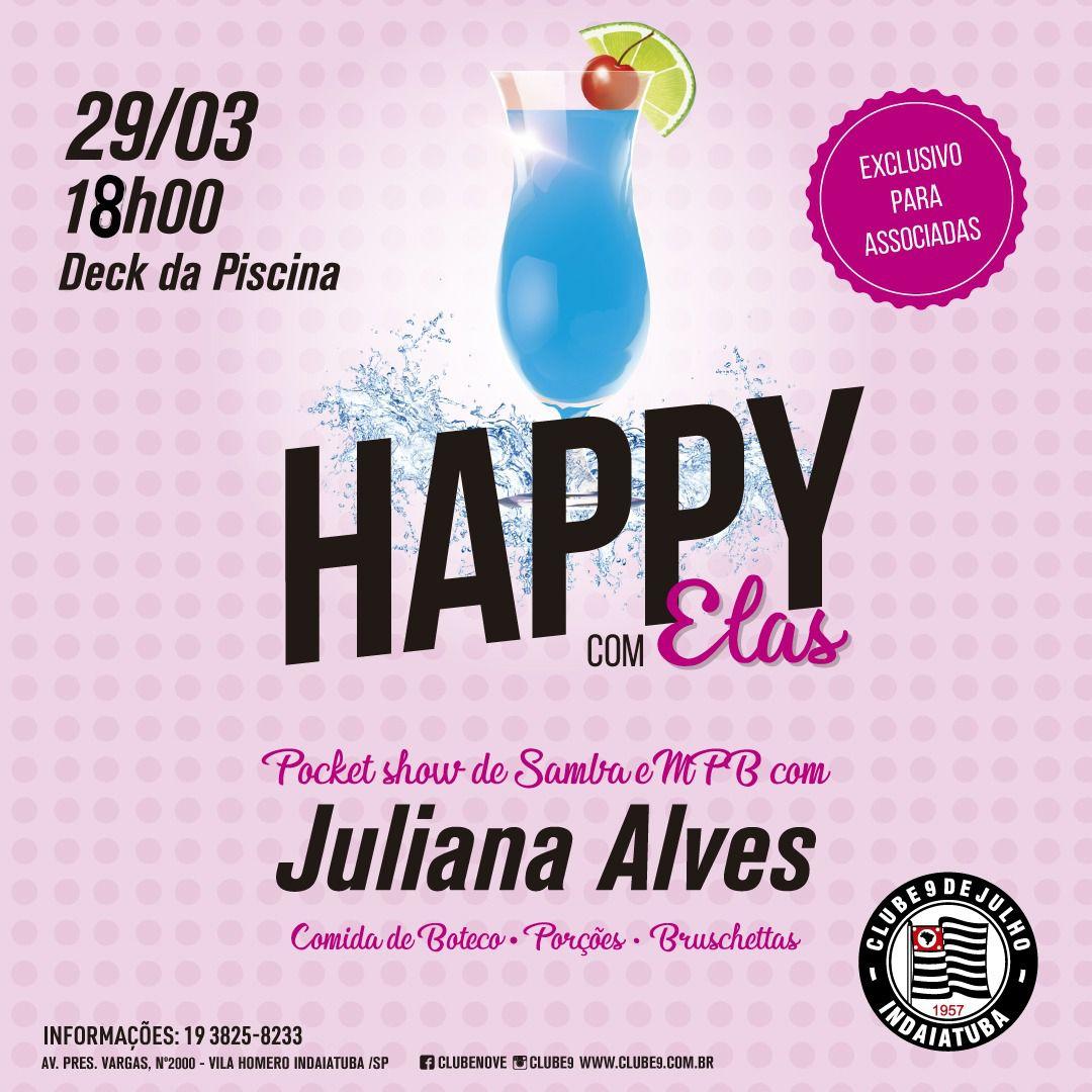 Happy com Elas - 29/03/19 - Indaiatuba - SP