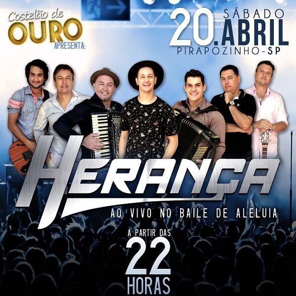 Herança - 20/04/19 - Pirapozinho - SP