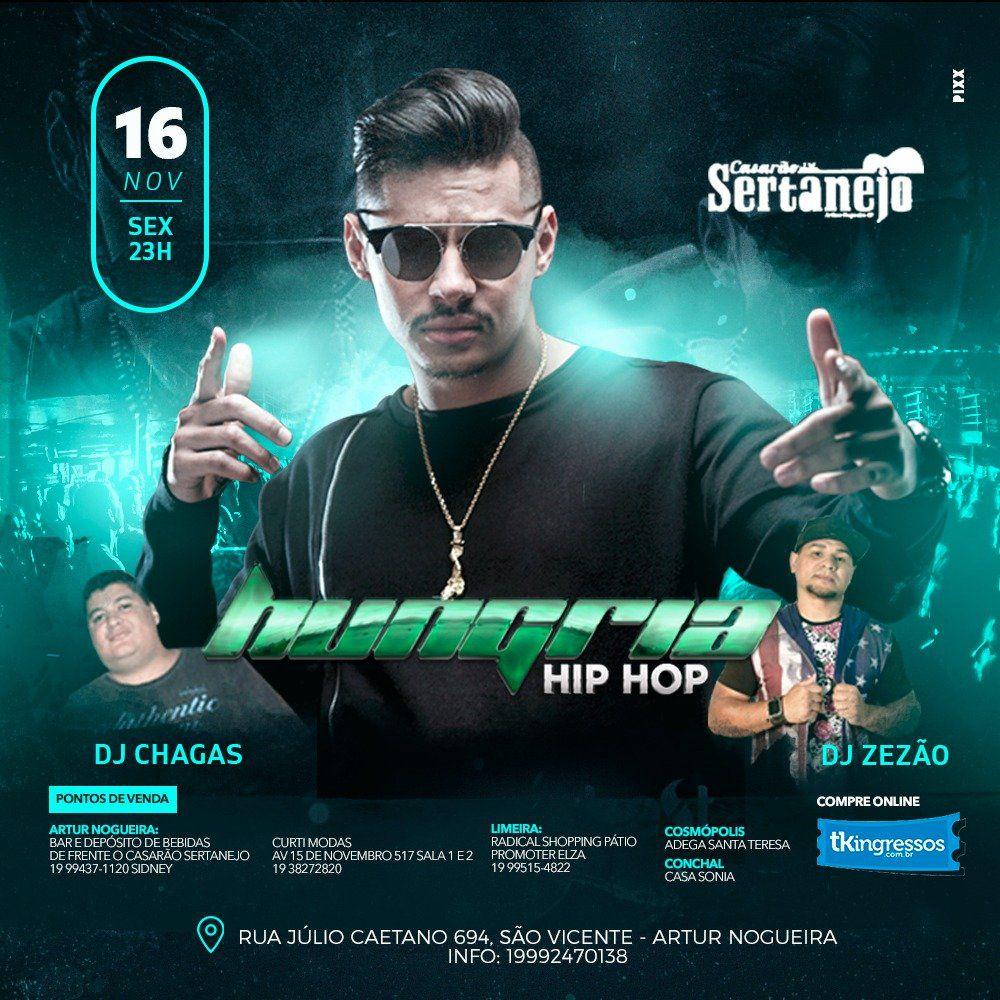 Hungria - Casarão Sertanejo - 16/11/18 - Artur Nogueira - SP