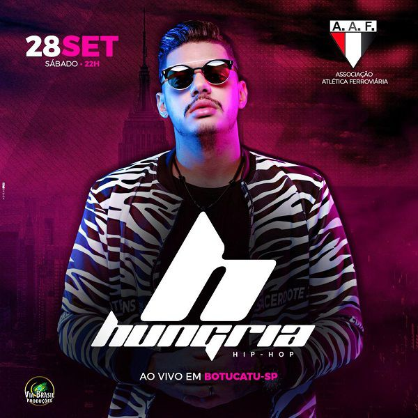 Hungria - Via Brasil Produções - 28/09/19 - Botucatu - SP