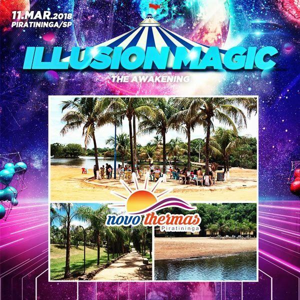 Illusion Magic - 11/03/18 - Piratininga - SP