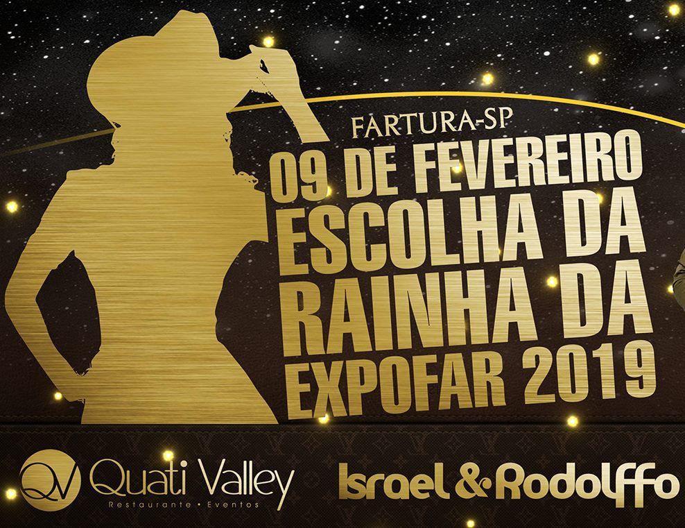 Israel & Rodolffo na Escolha da Rainha da Expofar - 09/02/19