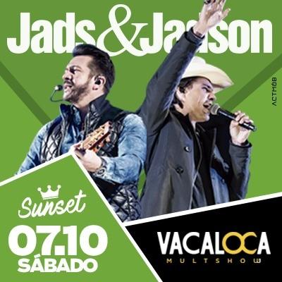 Jads & Jadson - 07/10/17 - Mogi das Cruzes - SP