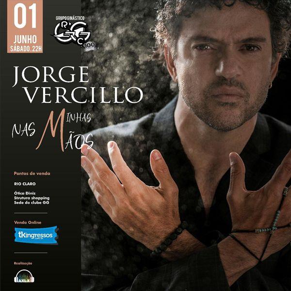 Jorge Vercillo - 01/06/19 - Rio Claro - SP