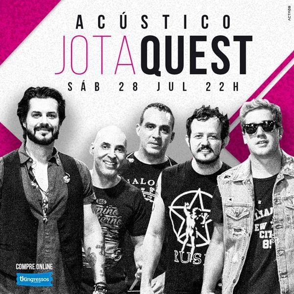 Jota Quest - Vacaloca Multshow - 28/07/18 - Mogi das Cruzes - SP