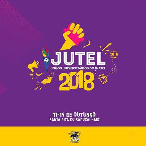 Jutel 2018 - 11 a 13/10/18 - Santa Rita do Sapucaí - MG