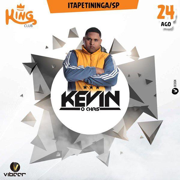 Kevin O Chris - King Club - 24/08/19 - Itapetininga - SP