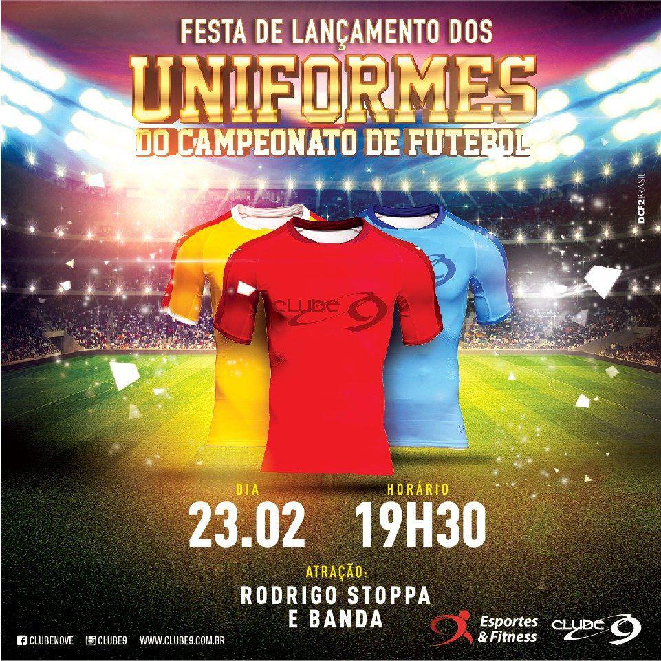 Lançamento do Futebol - 23/02/19 - Indaiatuba - SP