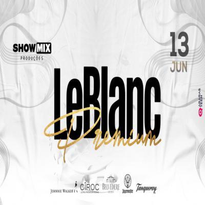Le Blanc Premium - 13/06/20 - Santa Gertrudes - SP