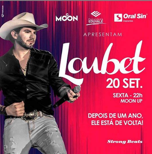 Loubet - Moon Up - 20/09/19 - Avaré - SP