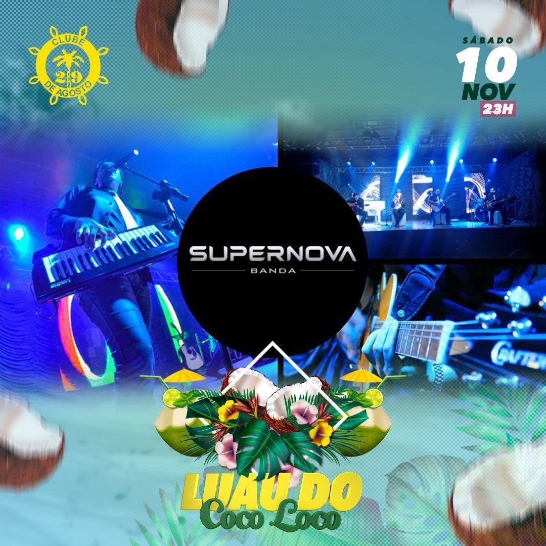 Luau do Coco Loco - 10/11/18 - Leme - SP