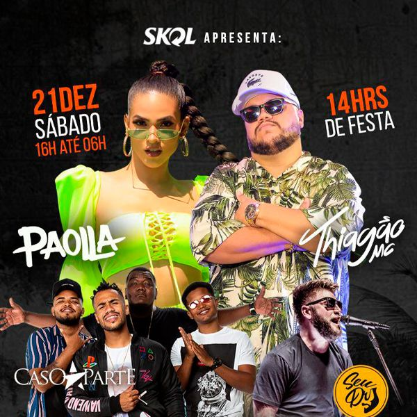 Luau Mix Sunset 2019 - 21/12/19 - Presidente Epitácio - SP