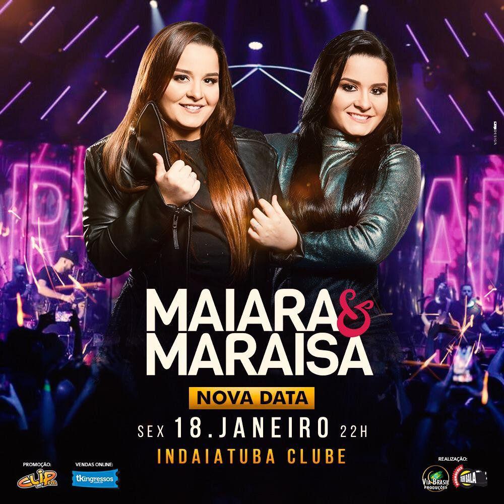 Maiara & Maraísa - Via Brasil - 18/01/19 - Indaiatuba - SP