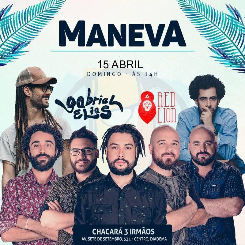 Maneva - 15/04/18 - Diadema - SP
