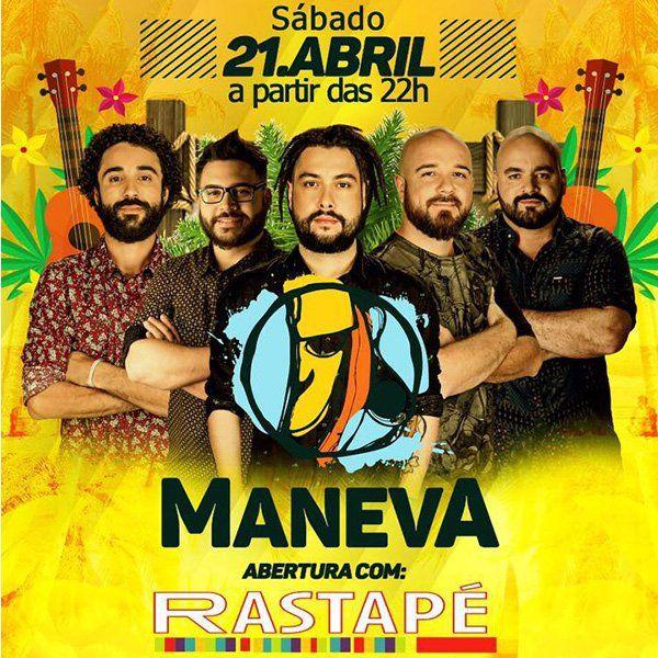Maneva - 21/04/18 - São Paulo - SP