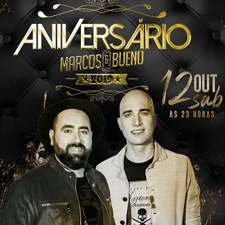 Marcos & Bueno - 12/10/19 - Suzano - SP