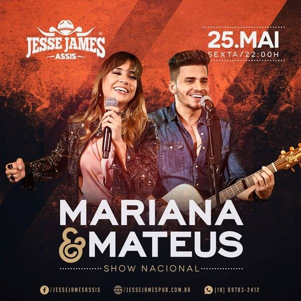 Mariana & Mateus - 25/05/18 - Assis - SP