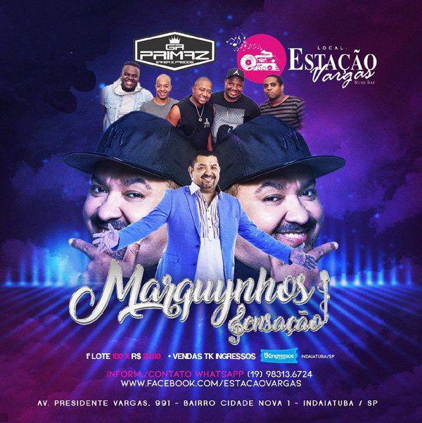 Marquynhos Sensação - 09/12/18 - Indaiatuba - SP