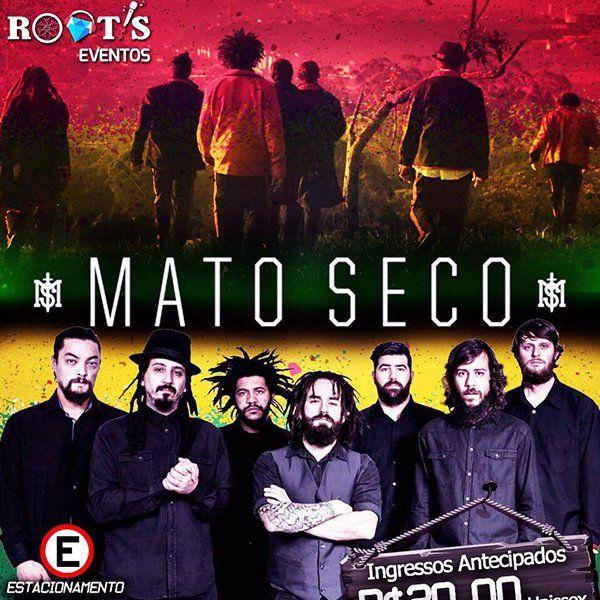Mato Seco - 29/04/18 - Carapicuíba - SP