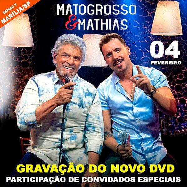 Matogrosso & Mathias - 04/02/20 - Marília - SP