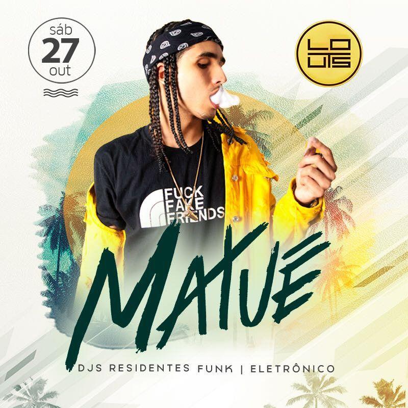 Matuê - 27/10/18 - Lotus - Mogi das Cruzes - SP