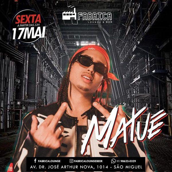 Matue - Fabrica Lounge - 17/05/19 - São Paulo - SP