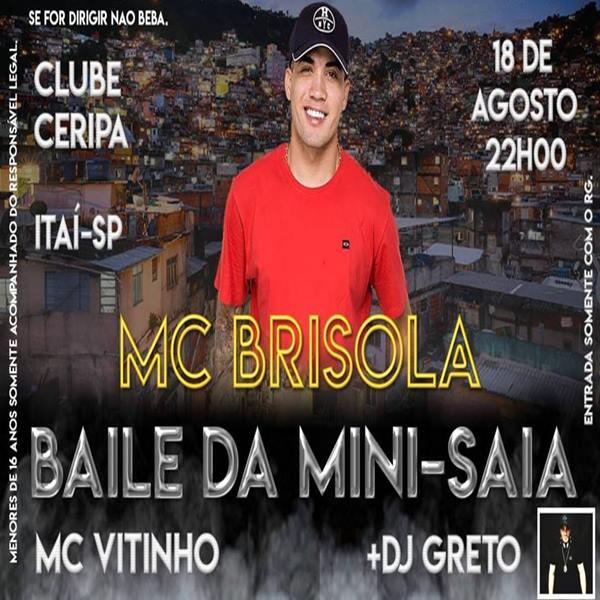 MC Brisola - 18/08/18 - Itaí - SP