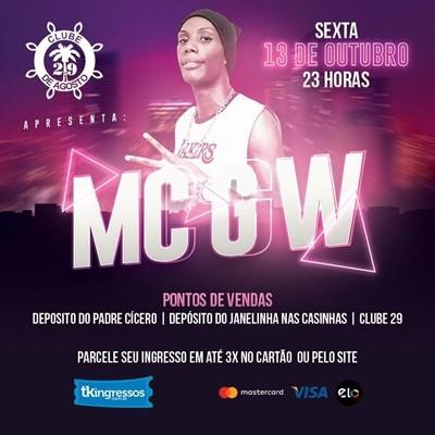 MC GW - 13/10/17 - Leme - SP