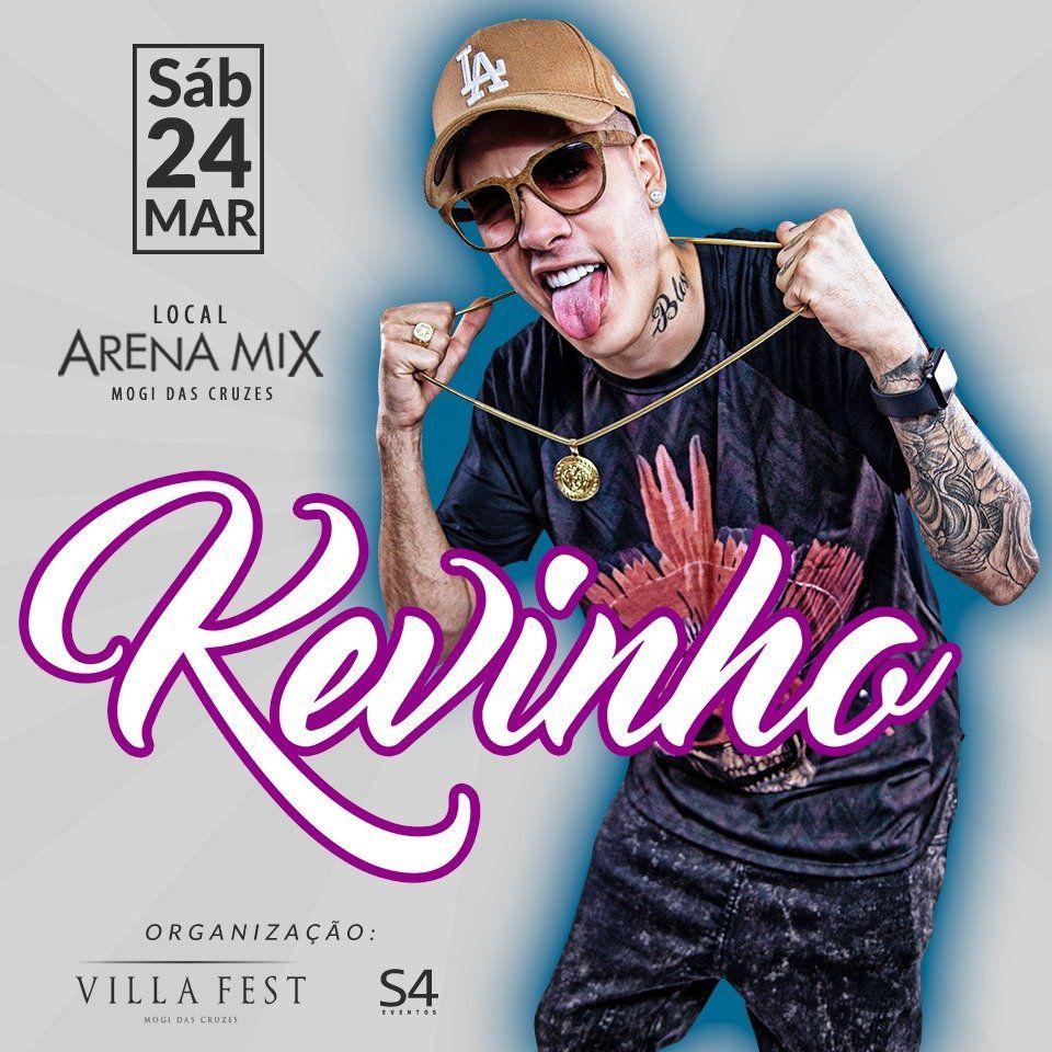 MC Kevinho - 24/03/18 - Mogi das Cruzes - SP
