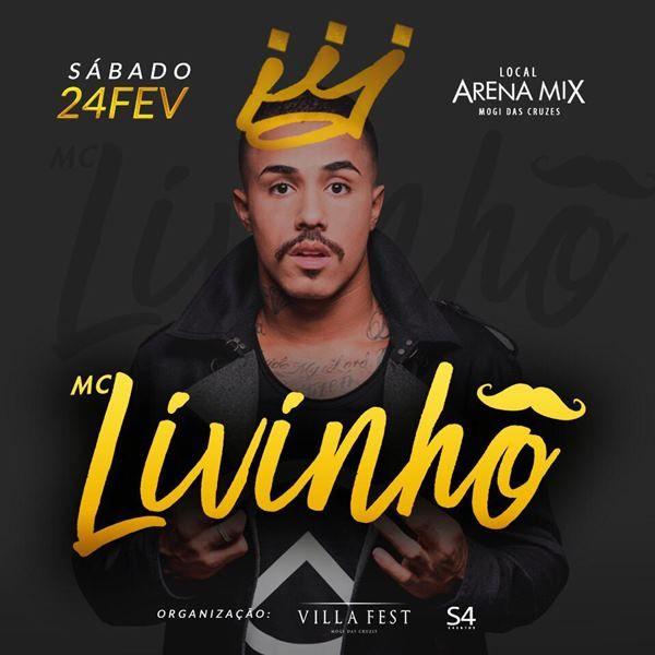 MC Livinho - 24/02/18 - Mogi das Cruzes - SP