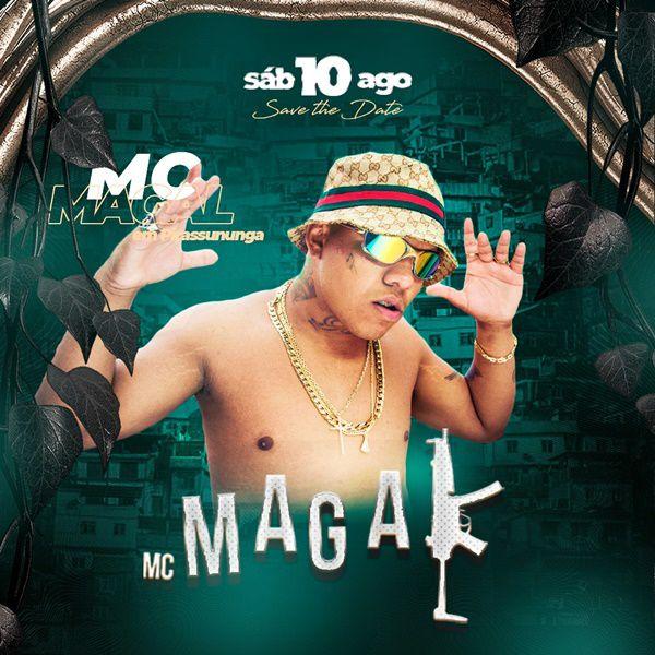 MC Magal - 10/08/19 - Pirassununga - SP