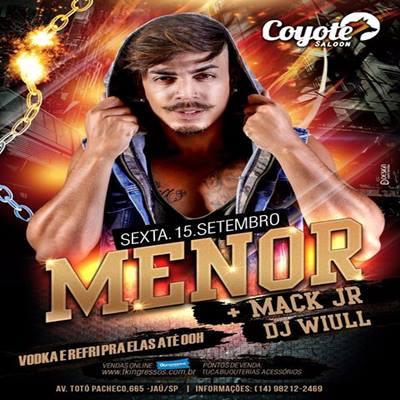 MC Menor - 15/09/17 - Jaú - SP
