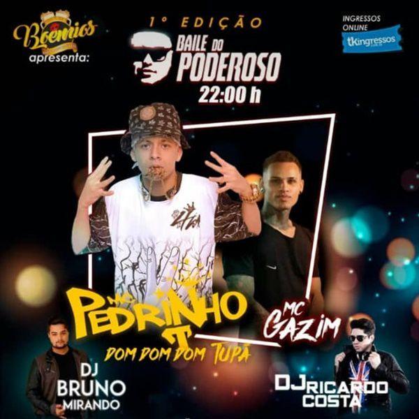 MC Pedrinho - 06/04/19 - Tupã - SP