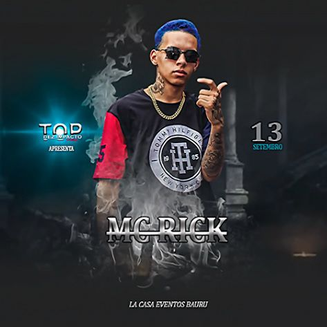 MC Rick - La Casa - 13/09/19 - Bauru - SP
