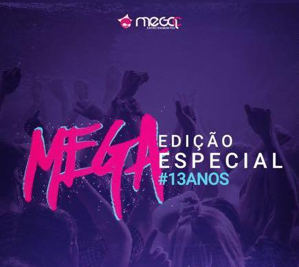 Mega Edição Especial 13 Anos - 09/12/17 - Santos - SP