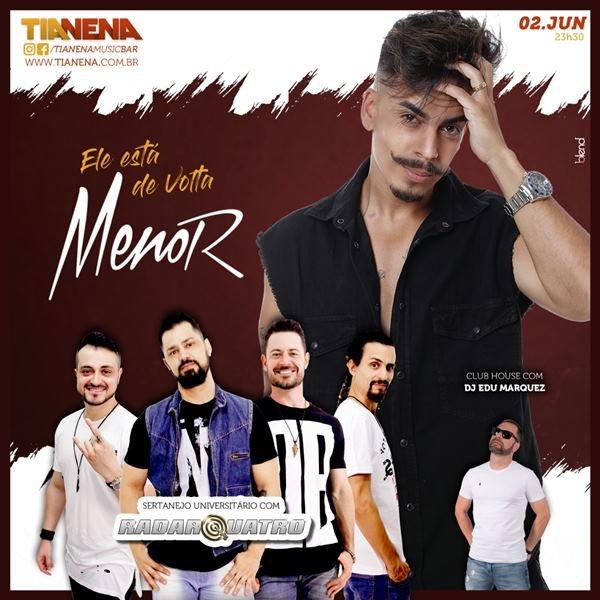 Menor - 02/06/18 - Mogi Guaçu - SP