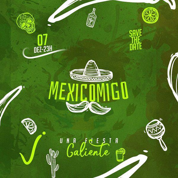 Mexicomigo - 07/12/19 - Pirassununga - SP
