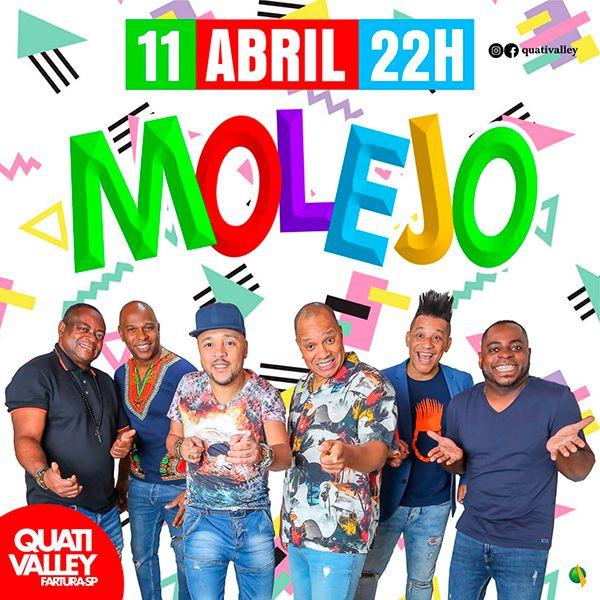 Molejo - 11/04/20 - Fartura - SP