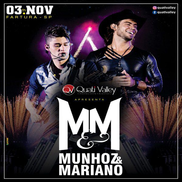 Munhoz & Mariano - 03/11/18 - Fartura - SP