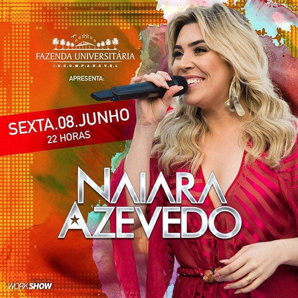 Naiara Azevedo - 08/06/18 - Suzano - SP