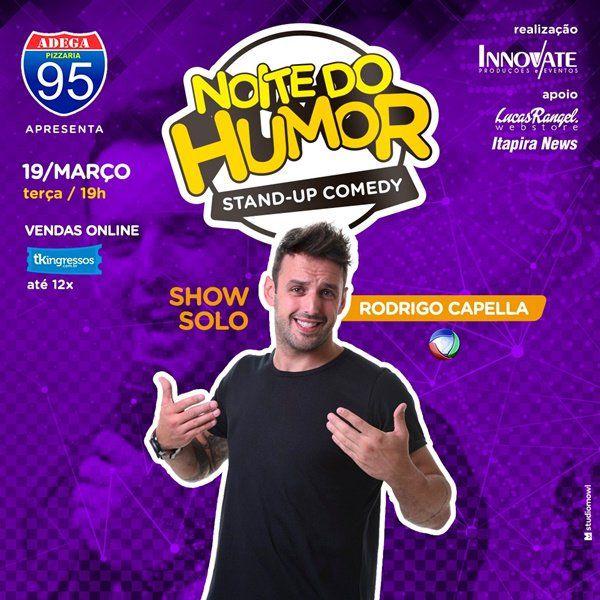 Noite do Humor - 19/03/19 - Mogi Guaçu - SP