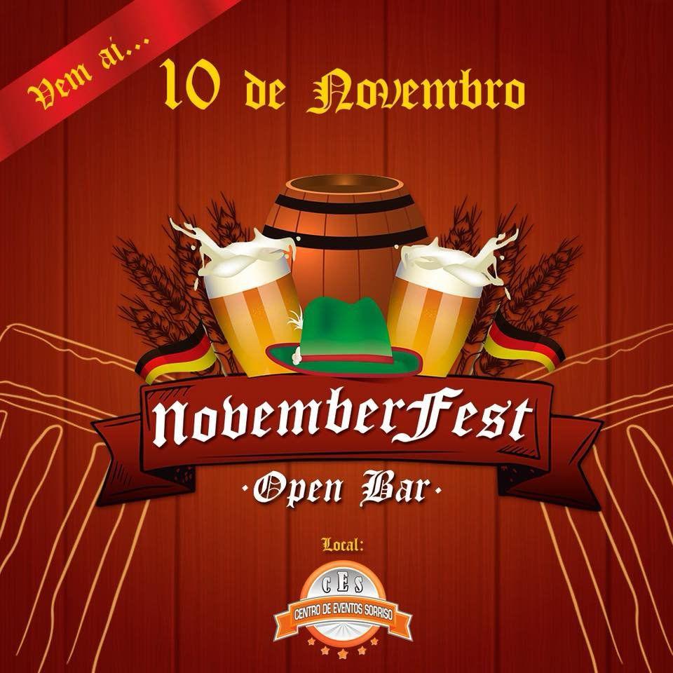 NovemberFest 2018 - 10/11/18 - Sorriso - MT