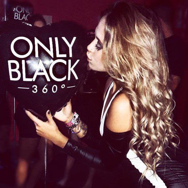 Only Black IV - 30/04/18 - Santos - SP