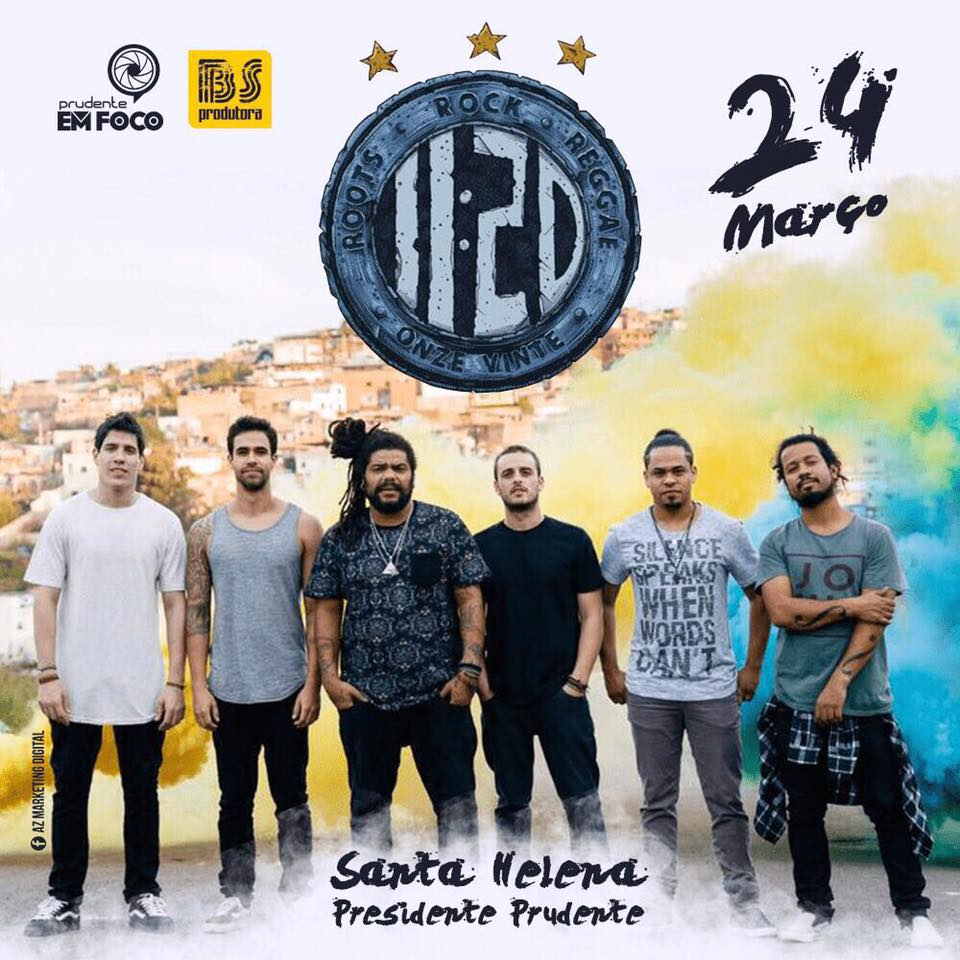 Onze 20 - 24/03/18 - Presidente Prudente - SP