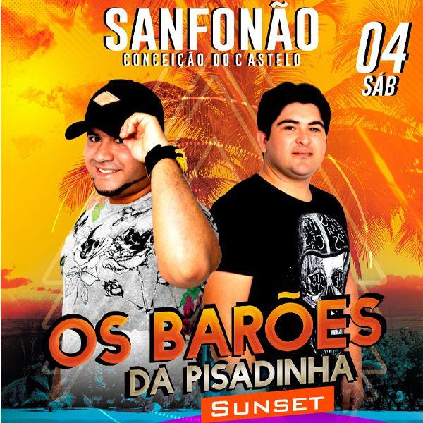 Os Barões da Pisadinha - 04/04/20 - Conceição do Castelo - ES