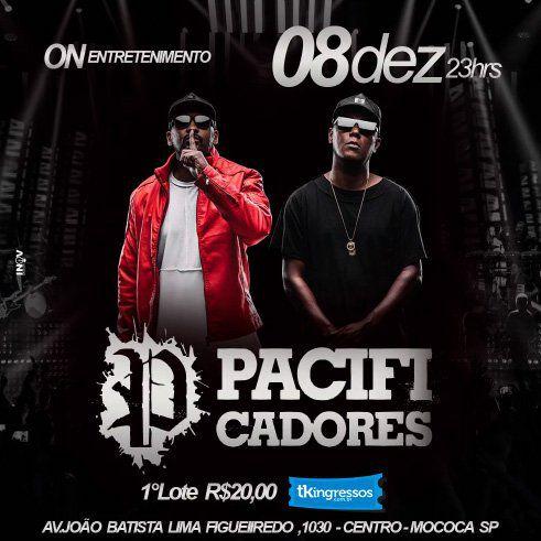 Pacificadores Mococa - 08/12/18 - Mococa - SP