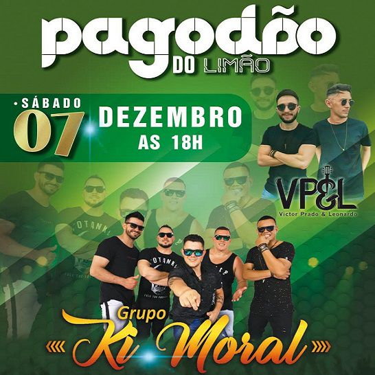 Pagodão do Limão - 07/12/19 - Echaporã - SP